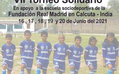 VII Torneo Solidario de fútbol de Churriana. Fundación Real Madrid